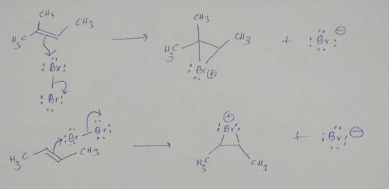 (References) CH3 CH3 CH Bri CH CH H₂ C нс Electrophilic