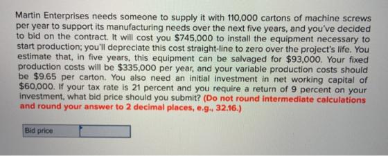 Cost help homework line starting up