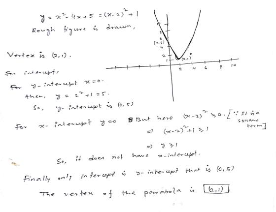 Parabola homework help