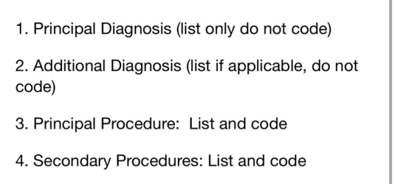 Icd 10 Pcs Goerative Report Coative Diagnosis Obstructing Sigmoid Colon Cancer Corative Diagnosis Metastatic Colon Cancer Homeworklib