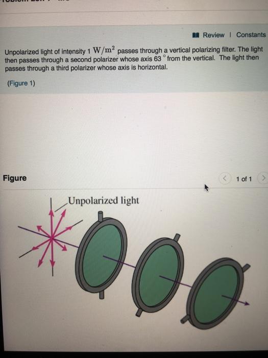 PDF  No Slide Title | Components of Polarization: Malus' Law